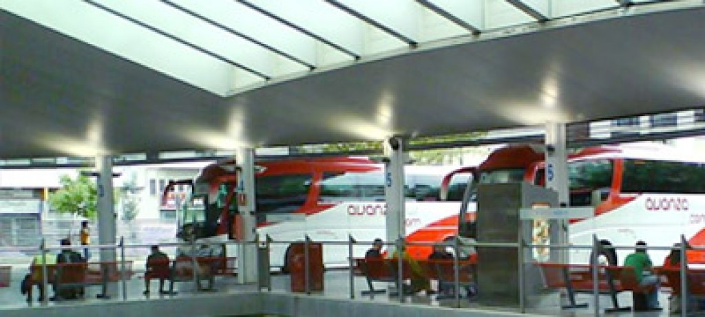 parking Estación de autobuses de Gandía