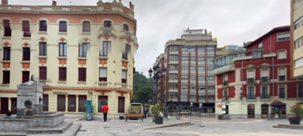 parking Plaza de España
