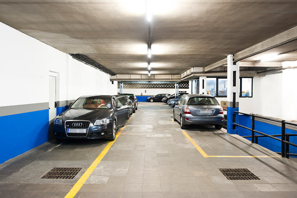parking centro barcelona