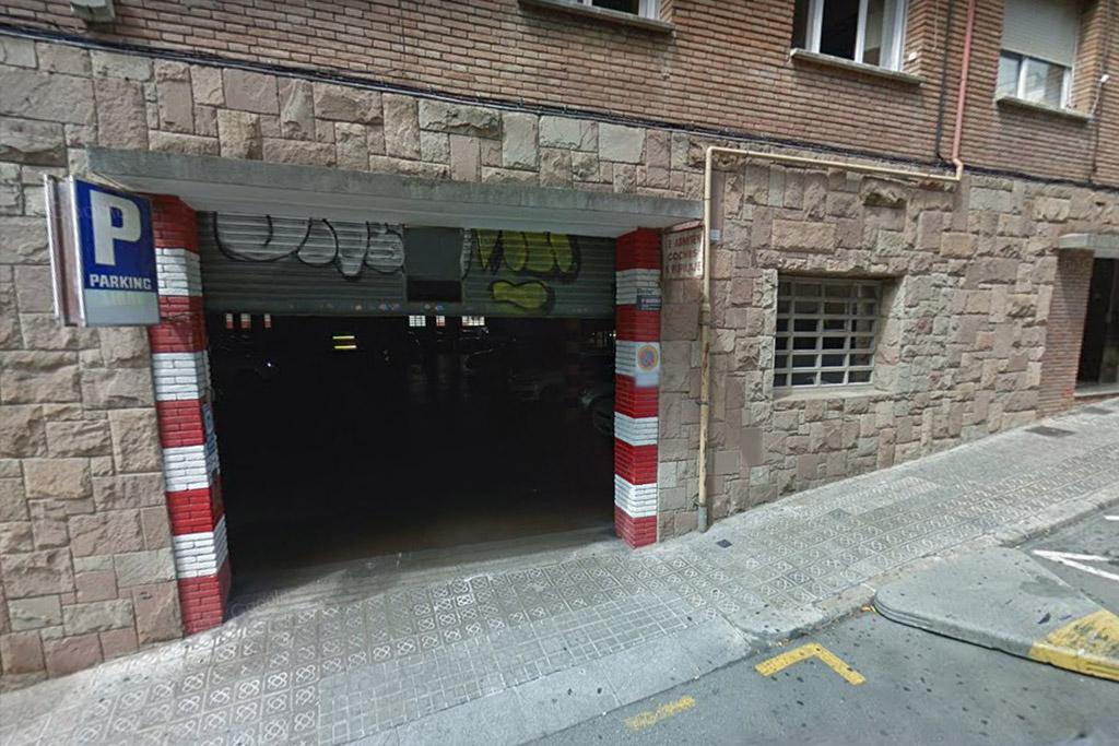 parking sant gervasi